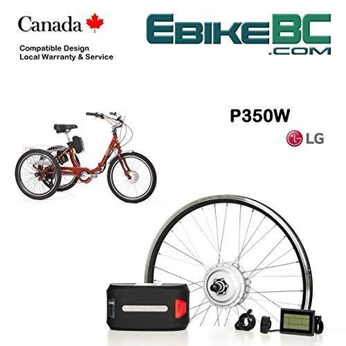 Electric Adult Trike Diy Kit 350 500w E Bicycle E Bike Complete