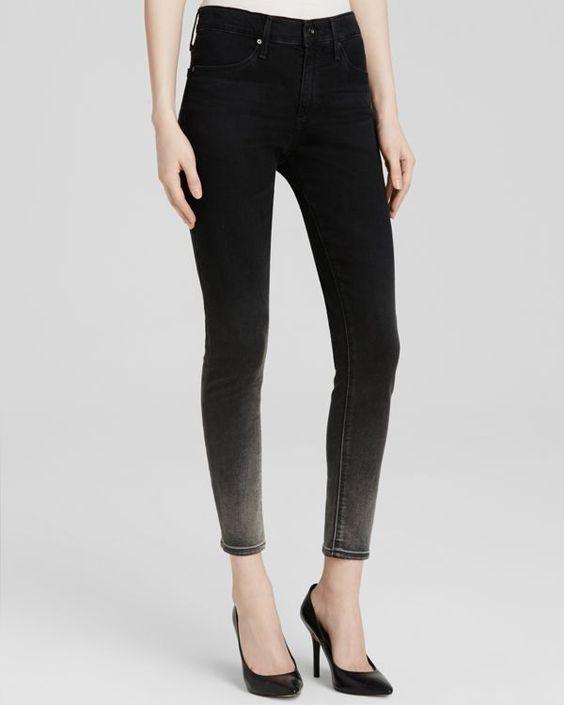 Ag Adriano Goldschmied Jeans - Farrah Skinny Crop