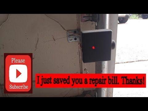 Trending Youtube Garage Door Sensor Unique Garage Doors Garage Doors