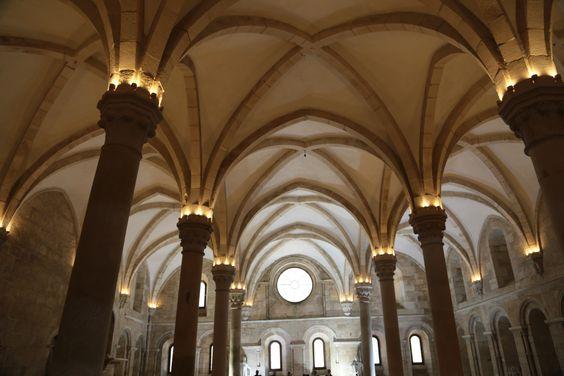 Alcobaça cloister