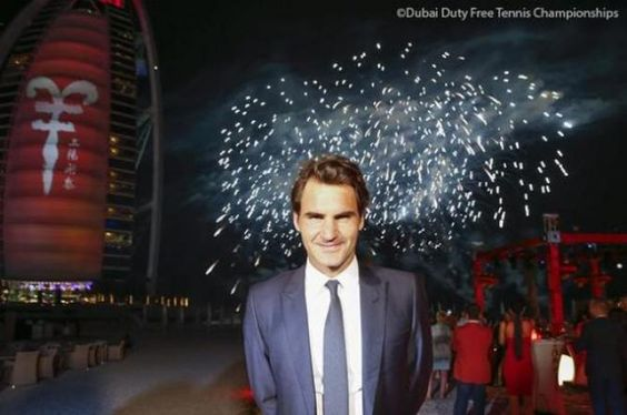 Roger Federer: ´I have had two weeks off, after Melbourne. I´m ready to play in Dubai´
