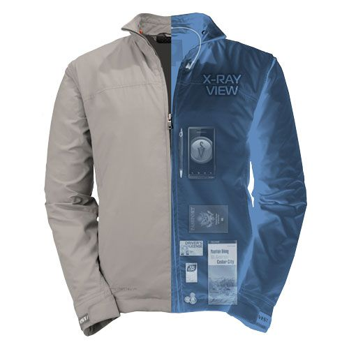 Lightweight Jacket for Hot or Tropical Weather from SCOTTEVEST/SeV