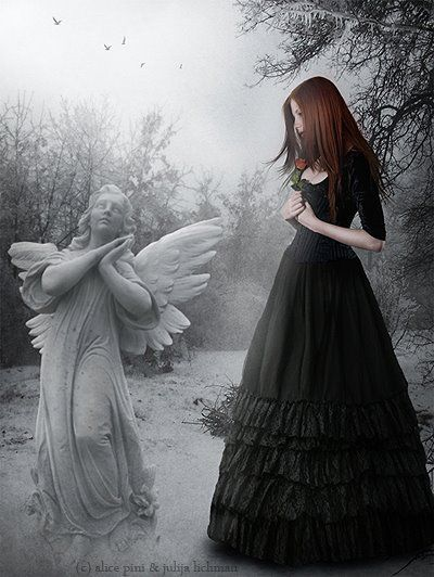 Angels by Alice Pini