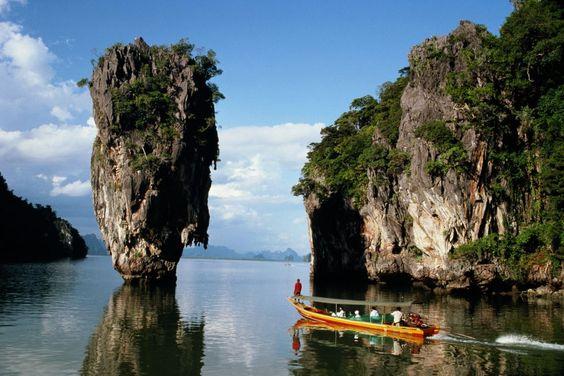 De la luna llena en Ko Phangan a jugar con elefantes en Chiang Mai, ruta por el país asiático