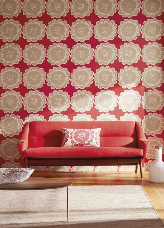 Levande Collection by Scion. #interiordesign #scion #fabric #spirit ...