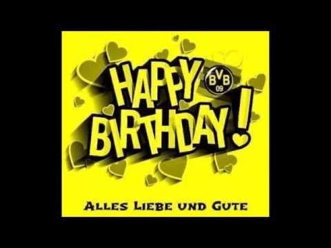 Geburtstag Borusse Youtube Mit Bildern Bvb Geburtstag