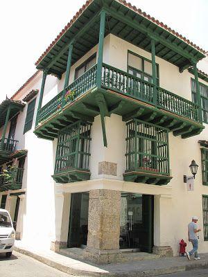 Cartagena de indias colombia arquitectura colonial - Arquitectura cartagena ...
