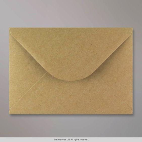 162x229 mm (C5) Enveloppe Mouchetée   Code produit: B02C5   Prix allant de : 0,09 € Chacun(e)   Catégorie: Marron C5   Section: Enveloppes couleur