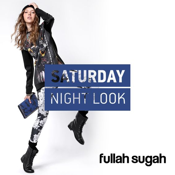 Saturday Night Look | http://fullahsugah.gr/ #SaturdayNightLook #FullahSugah #InspireMe