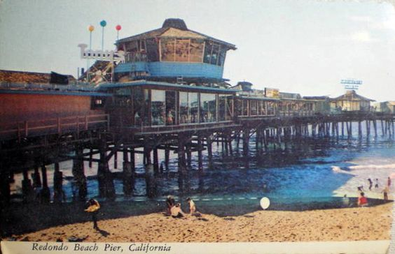 Kid dads and fishing on pinterest for Redondo beach pier fishing