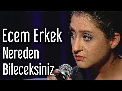 Taksim Trio Ecem Erkek Nereden Bileceksiniz Youtube In 2021 Video Music Trio