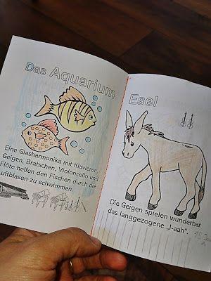 Der Karneval Der Tiere Kostenlose Malbuch Der Karneval Der Tiere Musik Schule Karneval