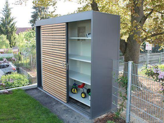 Fmh Abris De Jardin Design Gartenhauser Fmh Metallbau Und