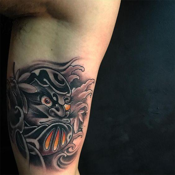 Ghim Tren Tattoo Keren Indonesia