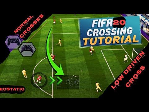Fifa 20 Speedster How To Score Crosses Fifa 20 Assist 4 Goals With Crosses In Rivals Youtube Fifa 20 Fifa Goals