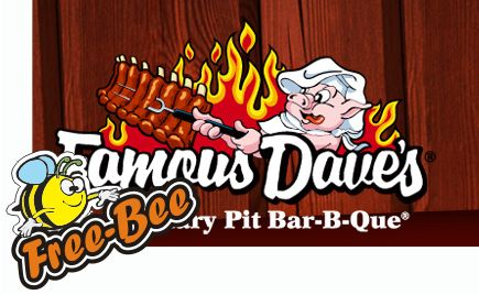 FREE Dessert From Famous Daves BBQ On Your Birthday! #pinupnetwork