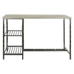Safavieh Collin Desk - Gray