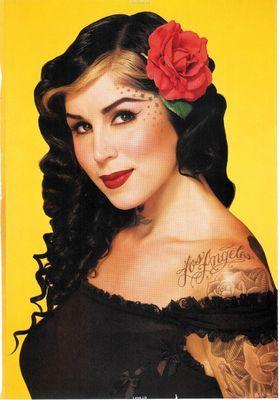 Ms. Kat Von D