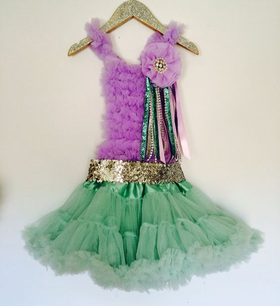 Under The Sea The Little Mermaid's Ariel  Inspired by LovCouture, $89.00
