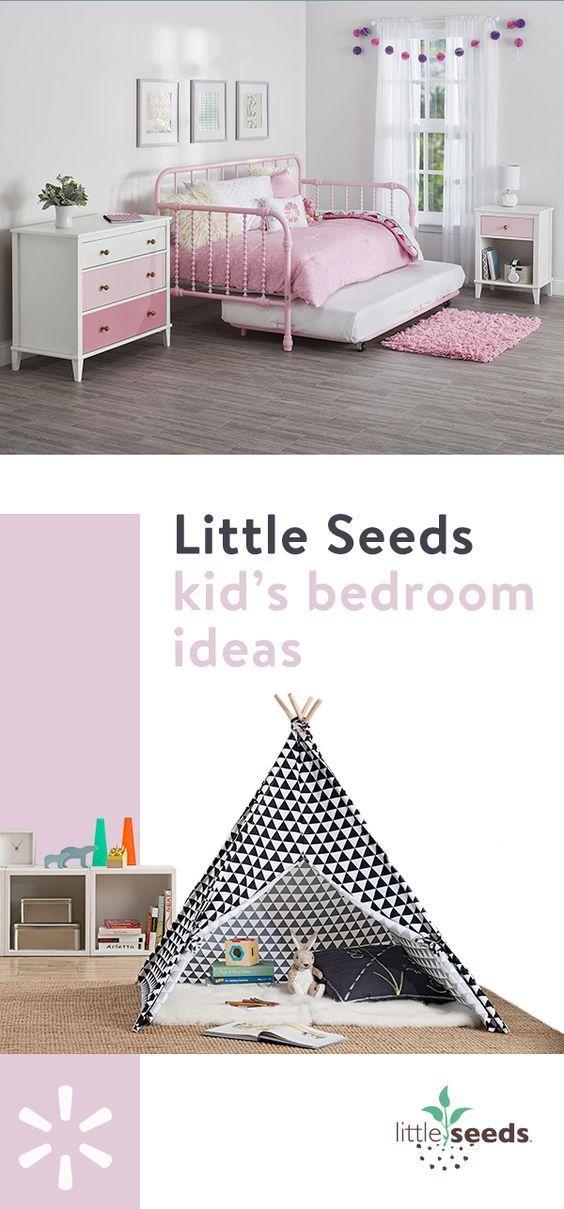 Upgrade Your Kid S Room With The Brands They Love At Walmart Com Like Li Decoracion Dormitorio Nina Decoracion Habitacion Adolescente Decorar Habitacion Ninos