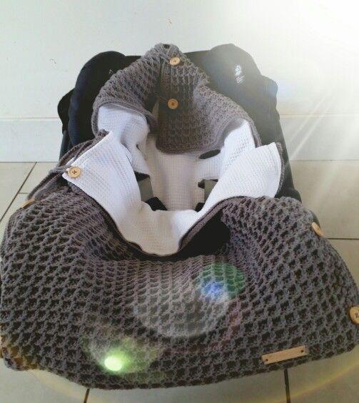 maxi cosi voetenzak gehaakt stricken pinterest maxis und erf llt. Black Bedroom Furniture Sets. Home Design Ideas