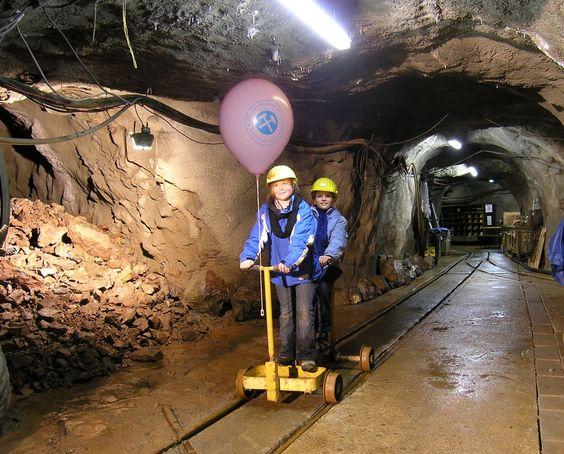 Museums-Bergwerk Schauinsland: Kindergeburtstag im Bergwerk