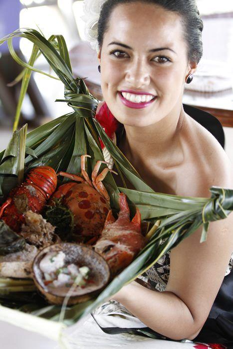 Miss Samoa - Janine Tuivaiti