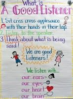 what is a good listener