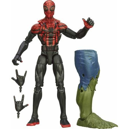 Marvel The Amazing Spider-Man 2 Marvel Legends Infinite Series Superior Spider-Ma... - $10 (save 50%) #walmart #spiderman #actionfigures #toys