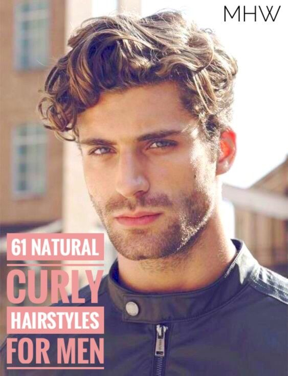 61 Natural Curly Hairstyles For Men Wavy Hair Men Latest Men Hairstyles Medium Length Wavy Hair