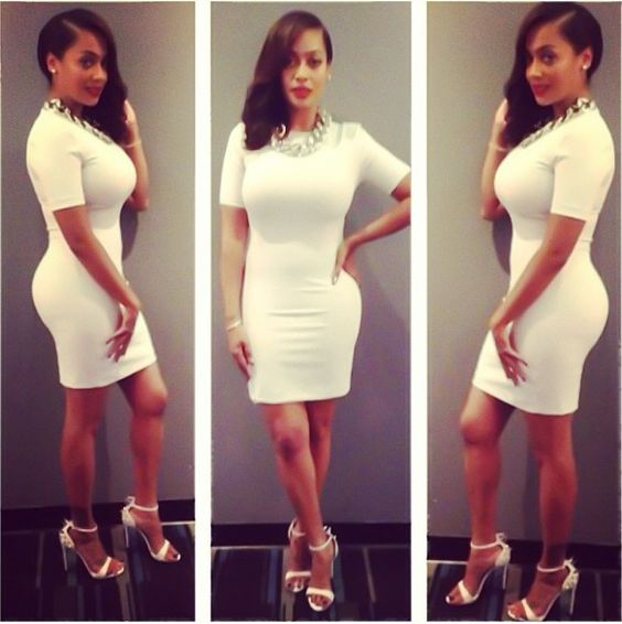 LaLa Anthony before E News appearance...YYYAAASSSSSS LA! I have so much for this!
