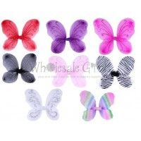 Marabou Feather Butterfly Fairy Wings$1.99 EACH