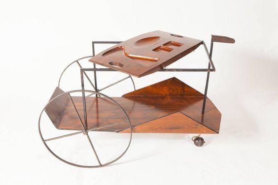 Tea Trolley by L'atelier 8