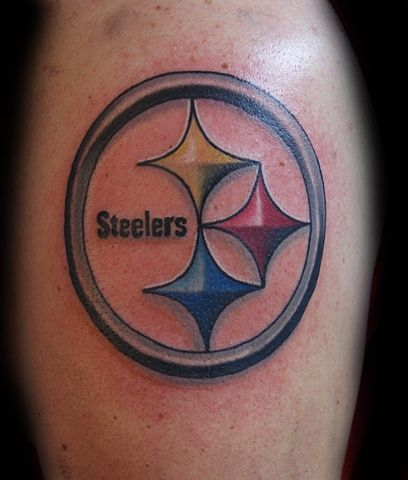 pittsburgh steelers pittsburgh and tattoos and