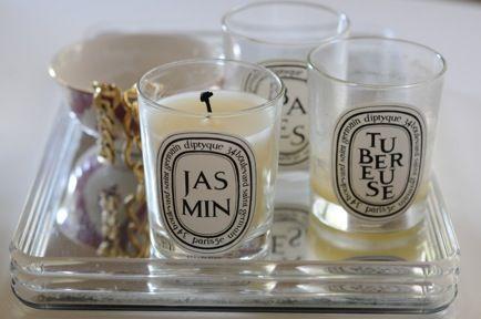 gotta love diptique candles..
