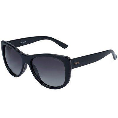 Óculos de Sol Euro Degradê OC052EU/8P - Preto  Os clássicos nunca saem de moda e combinam com qualquer produção. O degradê dá mais leveza aos óculos e foi feito para pessoas que não abrem mão de estilo. Os óculos básicos são peça-chave para qualquer ocasião!