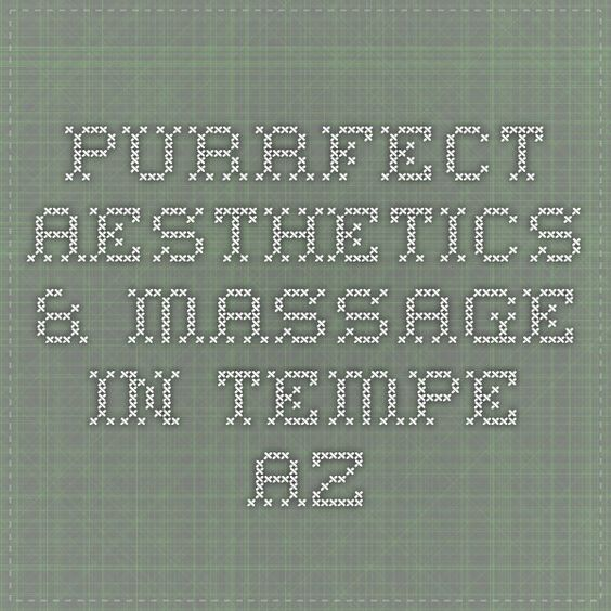 Purrfect Aesthetics & Massage in Tempe AZ