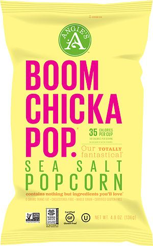 Boom Chicka Pop - Whole Grain Snack Idea