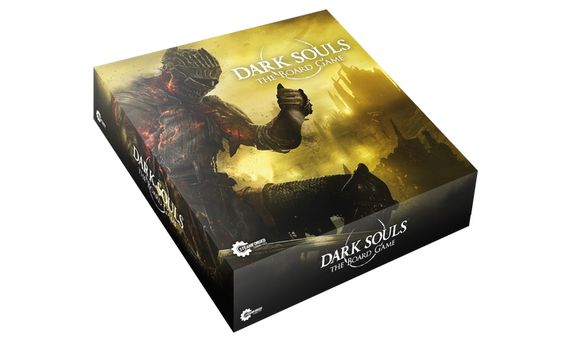 Dark Souls™ - The Board Game is a strategically challenging, deeply immersive combat exploration game for 1-4 players. Missed the Kickstarter? Click Below.