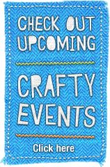 local craft events and interesting people