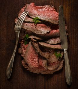 how to cook beef end round roast