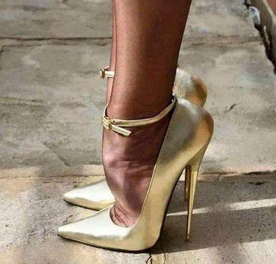 Fresh Strap Heels