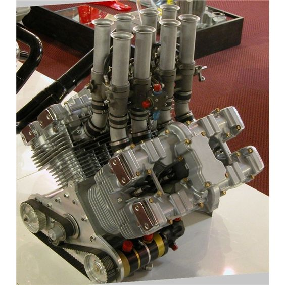 Sesco midget racing engine