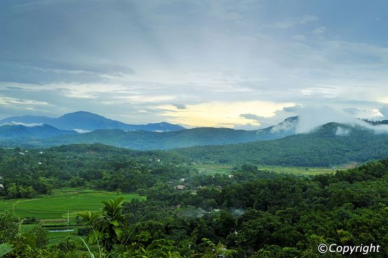 Ba Vi National Park near Hanoi - Hanoi Attractions
