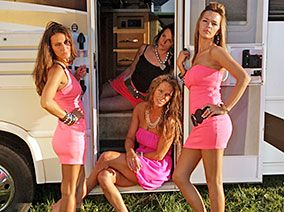 Meet The Cast Of TLC's Gypsy Sisters And Watch A Clip Of ...