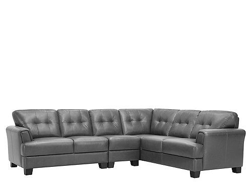Miraculous Benson 3 Pc Leather Sectional Sofa Playroom In 2019 Ibusinesslaw Wood Chair Design Ideas Ibusinesslaworg