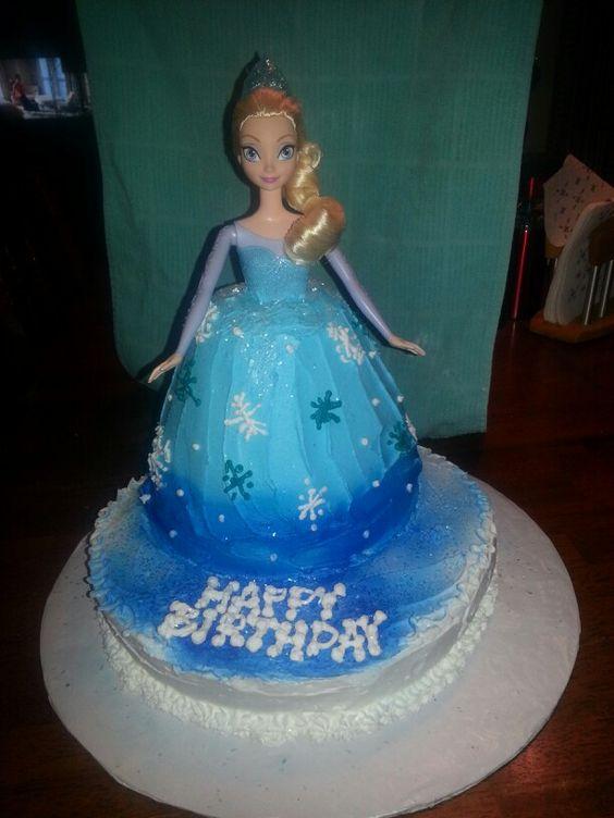 Queen Elsa Cake Design : Pinterest   The world s catalog of ideas
