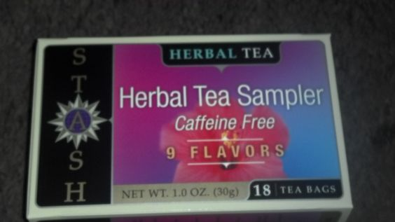 Stash Tea   Best tea to drink before bed.  Caffeine Free various flavors