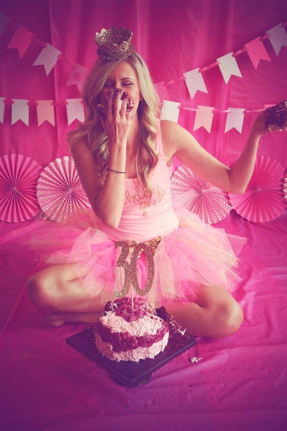 Smash Cake 30:
