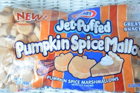 Things To Do With A Bag Of Pumpkin Spice Marshmallows (Day 10 ...